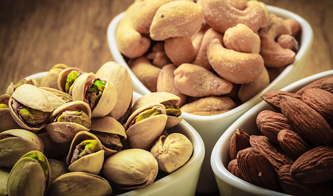 Nuts - 10 Superfoods that Increase Weight Loss