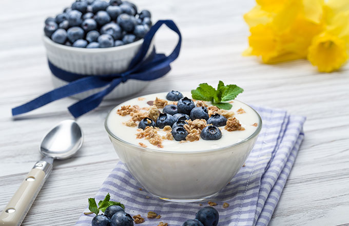 Yoghurt - 10 Superfoods that Increase Weight Loss