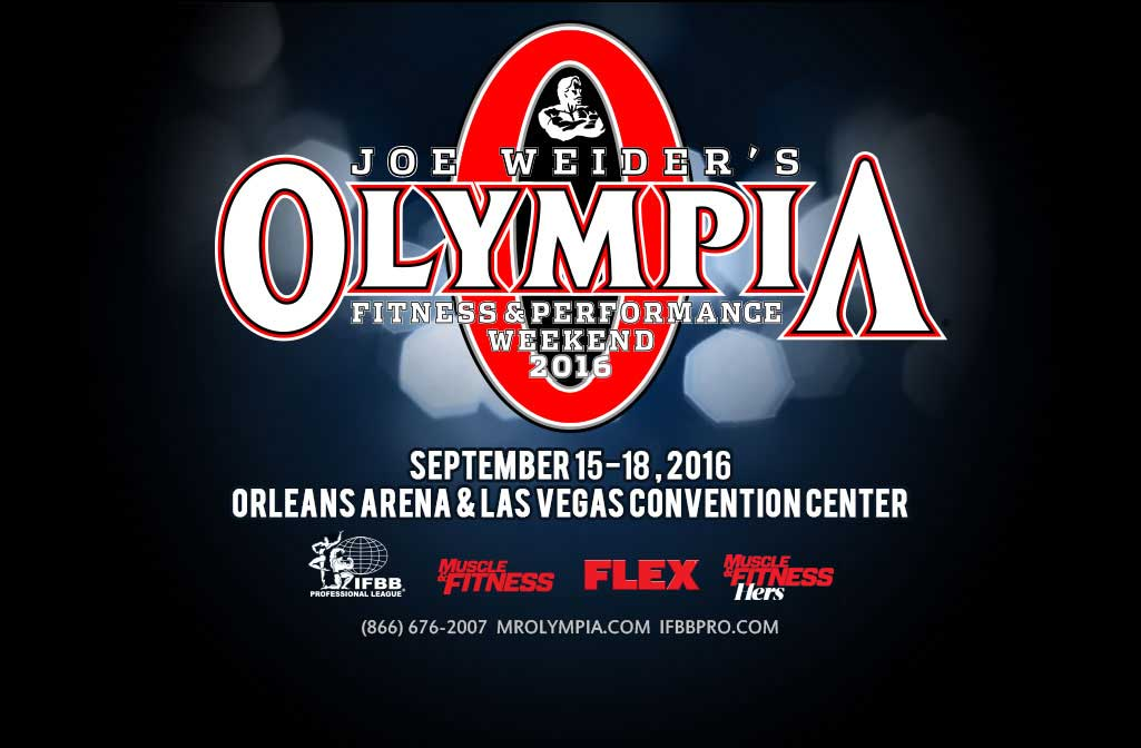 Watch the 2016 Mr Olympia