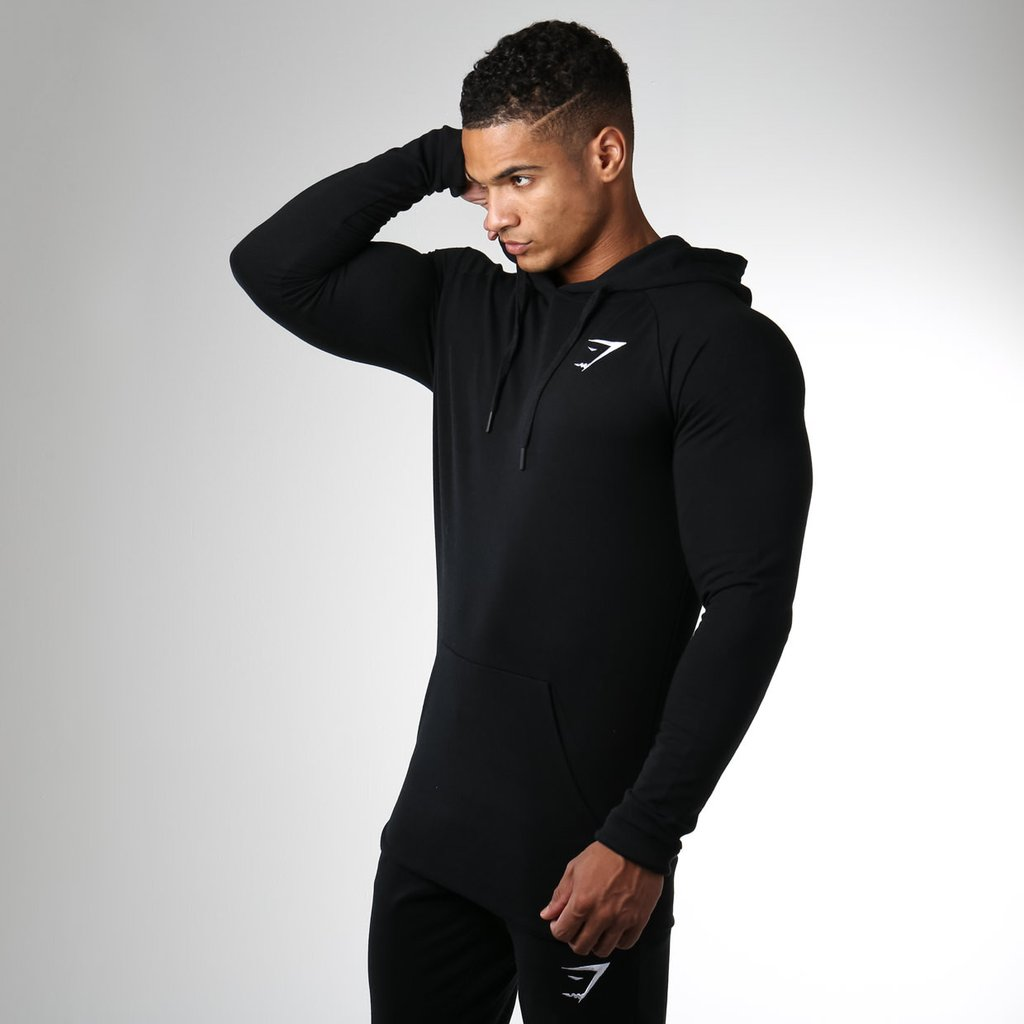Gymshark Ark Pullover in Black