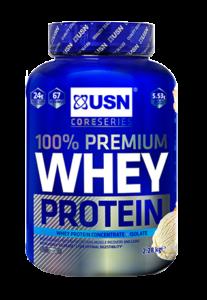 USN Premium Whey Protein Tub