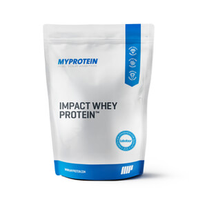 MyProtein flavours Impact Whey