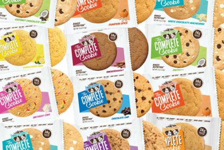 Lenny & Larry's Protein Cookie flavors